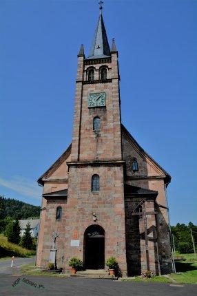 Kościół pw. Niepokolanego Serca NMP
